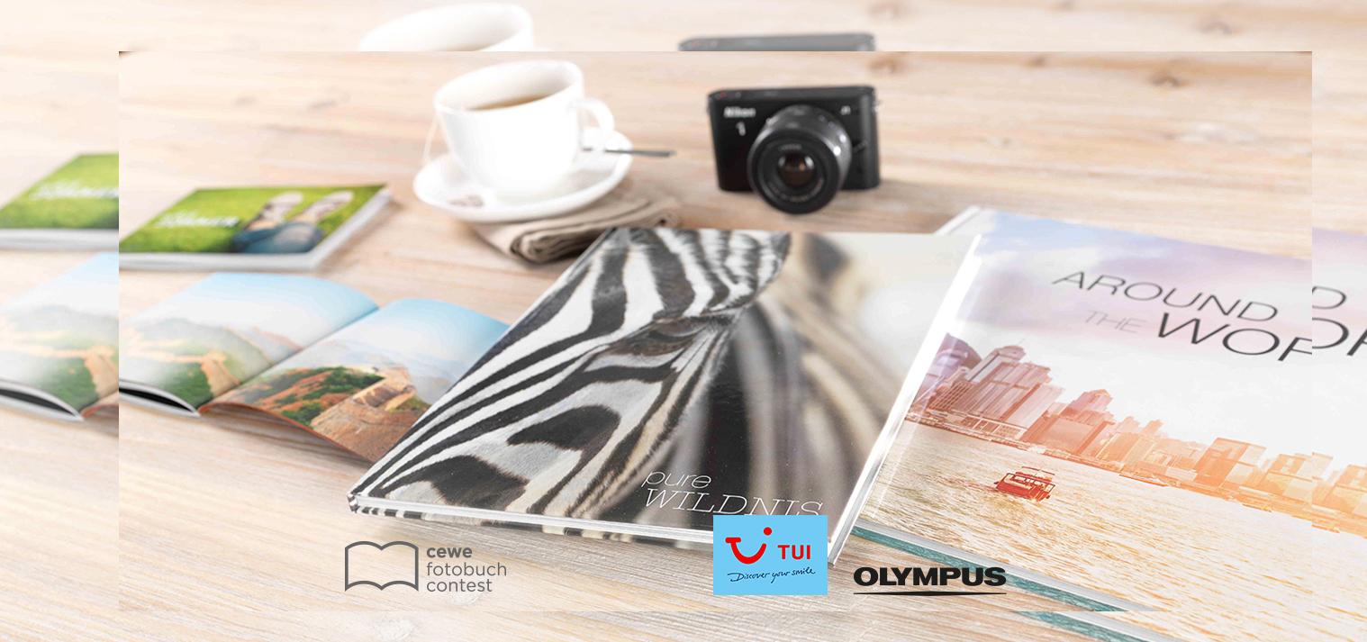 Cewe Fotobuch Wettbewerbe Die Besten Fotobucher Osterreichs